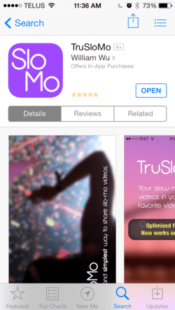 2013 10 30 11.36.08 450x798 - iOS 7 Tip #18: How To Record and Save Slo-Mo Video Clips