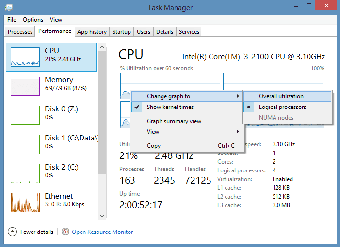 10 Windows 8 1 Task Manager Features You May Not Know - Next