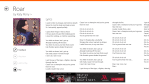 MusiXmatch 4 - The Best Music Lyrics Player on Windows Phone and Windows 8 Tablets