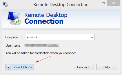 Remote Desktop Connection 2013 12 12 12 09 34 - How To Save Password in A Remote Desktop Connection in Windows 8