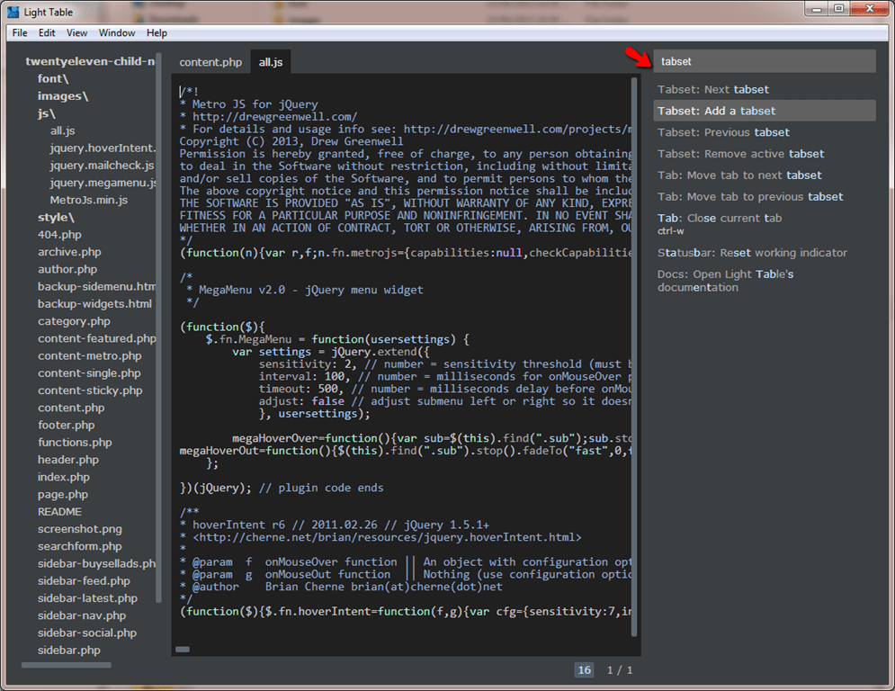 Light Table Is The Newest Free and Slick Text Editor / IDE