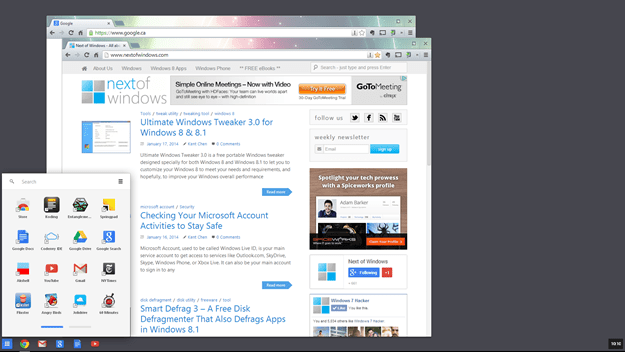 2014 01 17 2210 thumb - Latest Chrome 32 Launch in Windows 8 Mode Opens Up New Possibilities