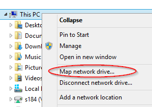 This PC Map Network Drive - Got A FTP Drive? Why Not Mapping It Onto Windows Explorer for Easy Access?