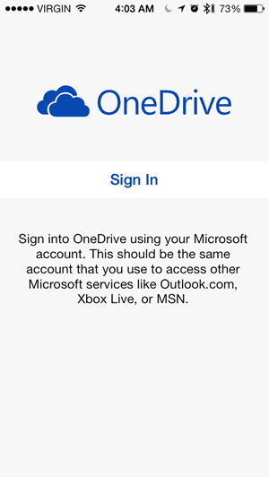 2014 02 19 04.03.14 thumb - Microsoft's OneDrive Is Here - A Rebranded Version of SkyDrive Cloud Storage and More