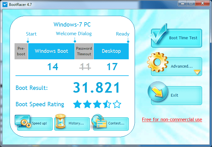 3 Freeware to Benchmark Windows Boot Time - Next of Windows