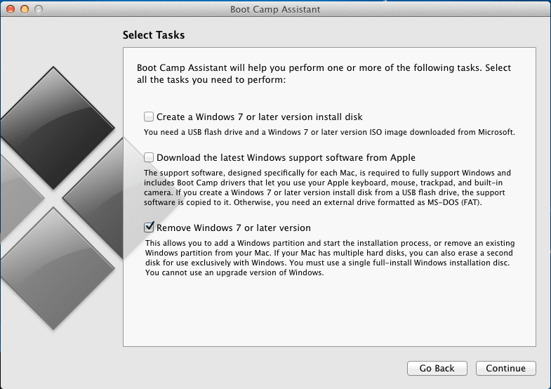 really comfortable discount sale arriving How To Remove Windows Boot Camp Partition On Mac OS X - Next ...