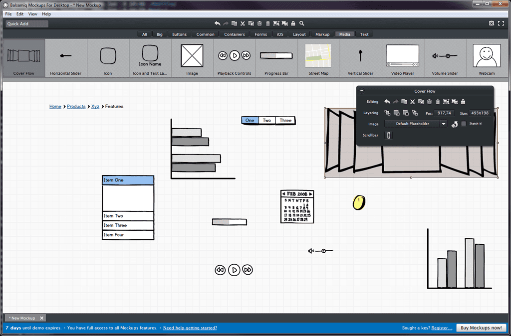 Balsamiq is a fantastic ui mock up tool for rapid user interface balsamiq comes with multi platform supports windows mac and linux they also have web apps and other plug ins integrating to your existing atlassian sciox Image collections