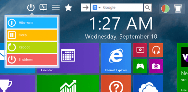 carousel 2 1 600x293 - Adding Customizable Widgets To Windows 8 Start Screen