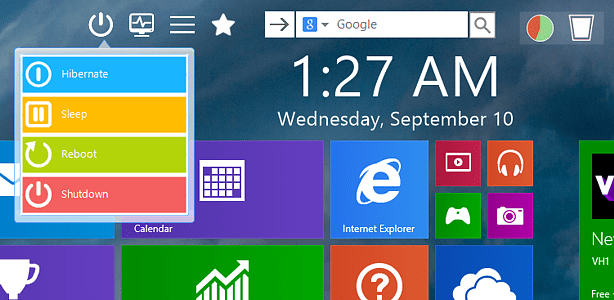 Adding Customizable Widgets To Windows 8 Start Screen - Next