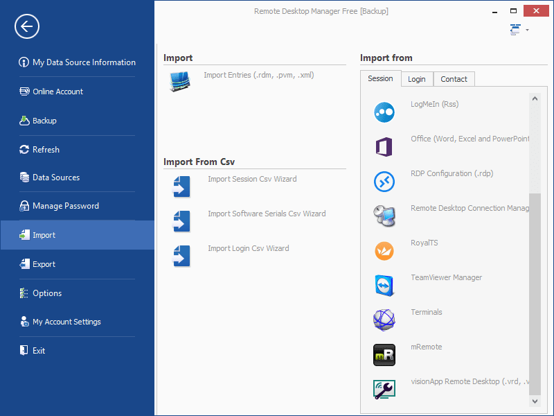 Remote Desktop Manager Free is A Must Have All-in-One Management