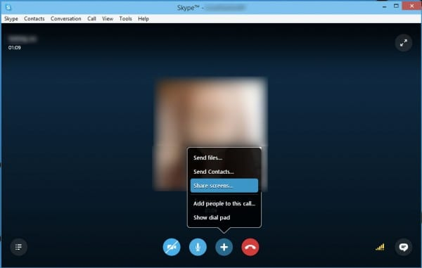 Screenshot 2014 11 20 21.55 600x381 - How To Share Desktop Screen via Skype