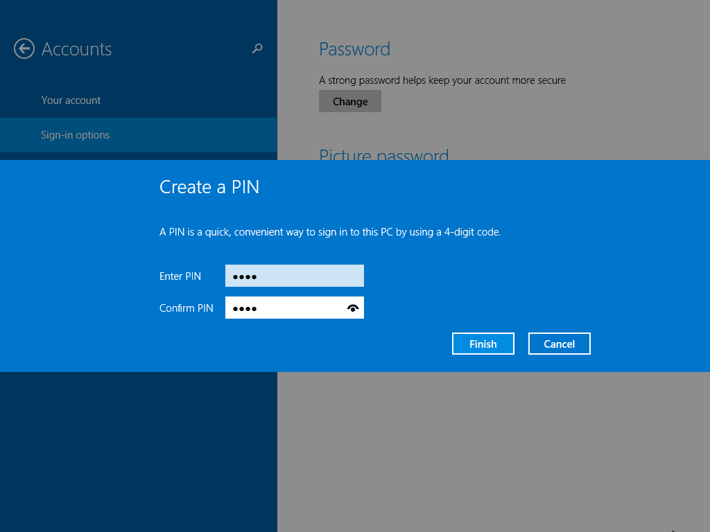 Windows 8 1 How To Avoid Enter Password When Unlocking Tablet Device