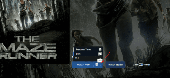 Popcorn Time - Chromecast