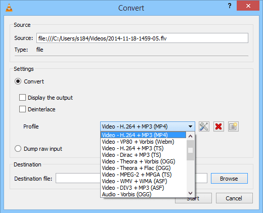 VLC Convert 2014 12 02 15 23 34 - Top 5 VLC Playback Tricks - Essential For Power Users