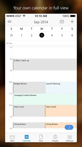 screen322x5721 - Microsoft Outlook App Released for iOS and Android Devices