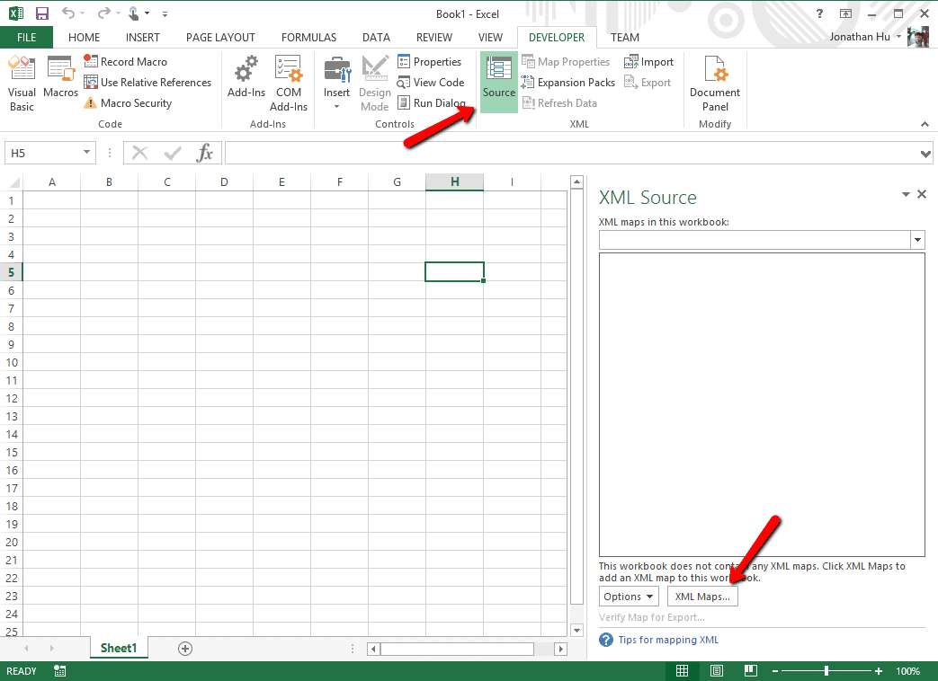 How To Convert Excel Spreadsheet to JSON - Next of Windows