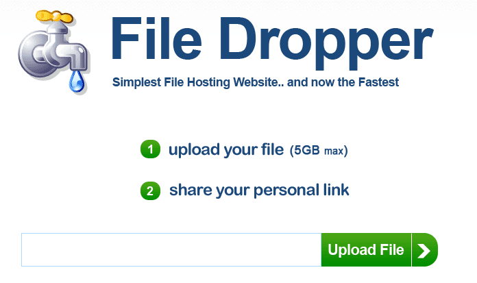 6 Free Casual File Sharing Online Tools for Files Over 1GB - Next of