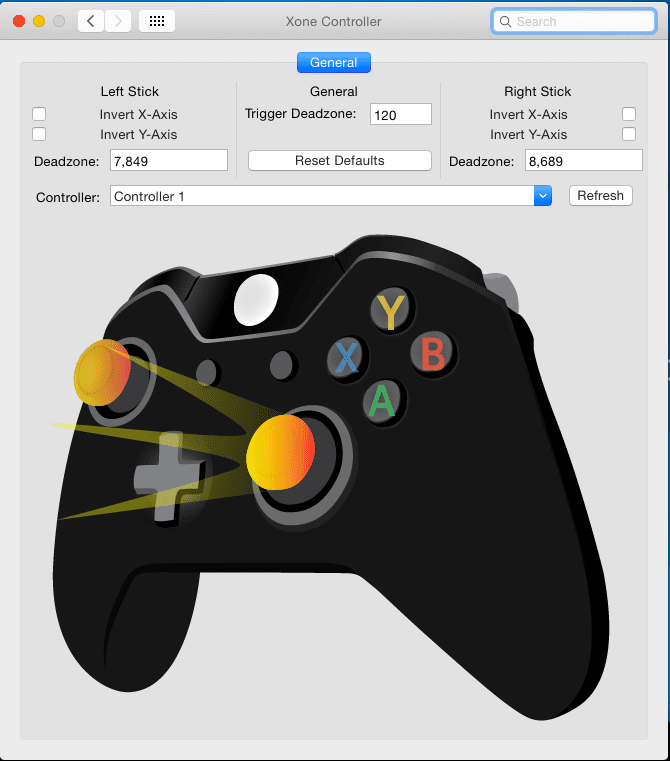 How To Pair Xbox One Controller With Mac Os X Next Of Windows