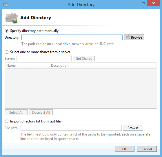 NTFS Permissions Reporter Add Directory - 2015-03-09 16_01_57
