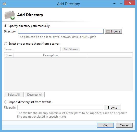 NTFS Permissions Reporter Add Directory - 2015-03-09 16_01_57