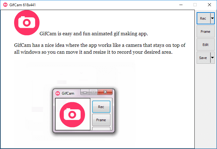 5 Free Tools To Screen Capture to Gif on Windows - Next of
