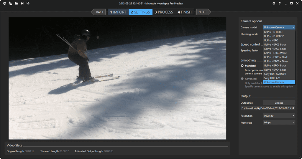 Microsoft Hyperlapse Pro Helps You to Stabilize Your Video