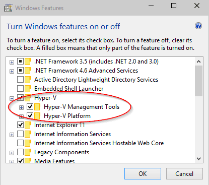 How To Enable, Configure and Use Hyper-V on Windows 10 - Next of Windows