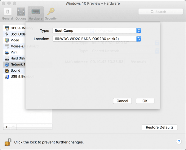 How To Write NTFS Drive On Mac with Parallels and Windows 10 - Next