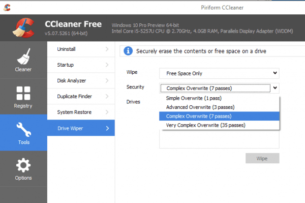 Three Things You Don't Know CCleaner Can Do - Next of Windows