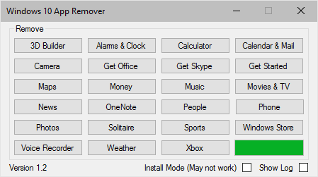 How To Uninstall and Remove All Windows 10 Default Universal