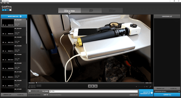 2015 10 04 1314 thumb - GoPro Studio is a Free Alternative To Windows Live Movie Maker