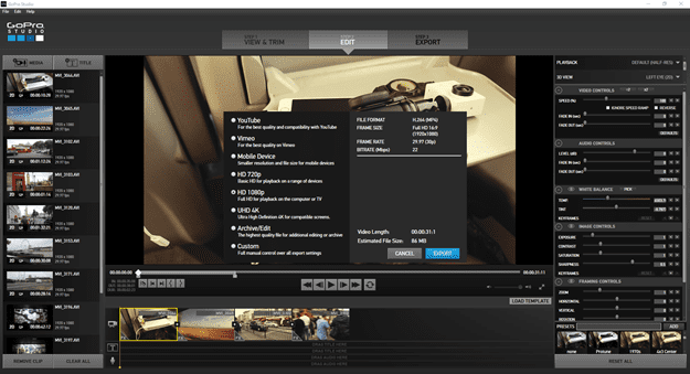 2015 10 04 1339 thumb - GoPro Studio is a Free Alternative To Windows Live Movie Maker