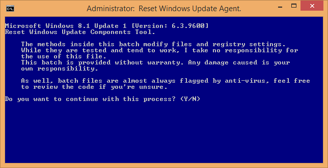 Having A Problem Doing Windows Update? Here is How To Troubleshoot