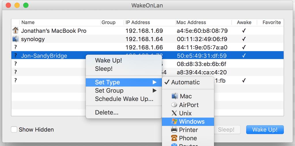 How To Wake (WOL) Windows with Mac and Vice Versa - Next of Windows