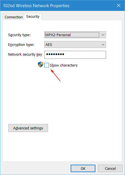 102nd Wireless Network Properties 2016 02 19 15 51 29 - How To View Password from Any Previously Connected Wireless Network in Windows 10