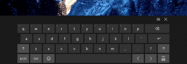 How To Disable the On-Screen Touch Keyboard in Windows 10 - Next of