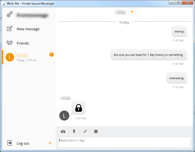 Top 3 Encrypted Instant Messaging App for Windows - Next of Windows