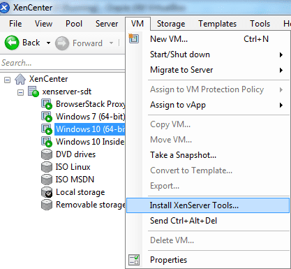 How to Setup XenServer - Open Source Virtualization with