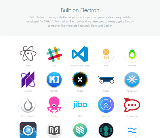 2016 05 26 0838 thumb - Explore New Electron App EcoSystem - Cross Platform Apps Powered By Web Technologies