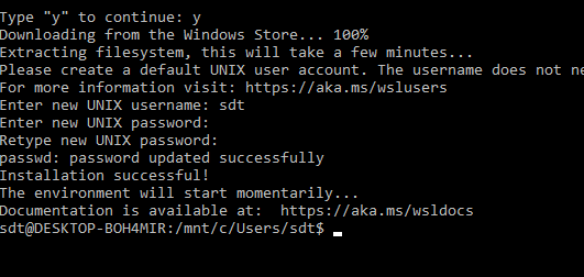 2016 06 23 0946 thumb - Get Started Windows 10 & Windows Subsystem for Linux