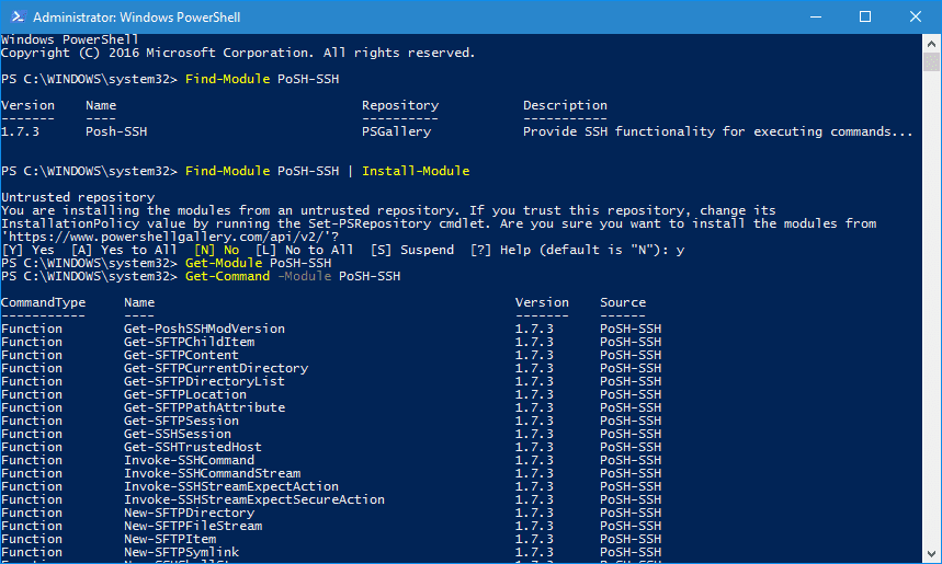 How To Install and Use SSH with PowerShell - Next of Windows