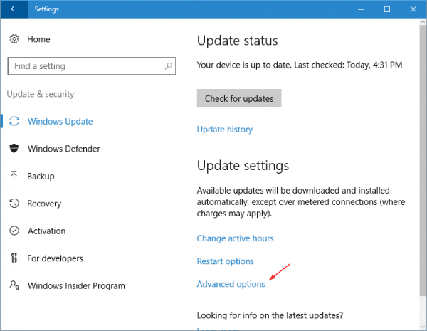 Settings 2016 08 01 23 11 26 600x465 - Windows 10 Tip: How To Delay The Anniversary Update