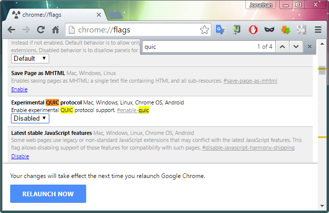Troubleshoot Why Google Service (Gmail, YouTube, Search etc