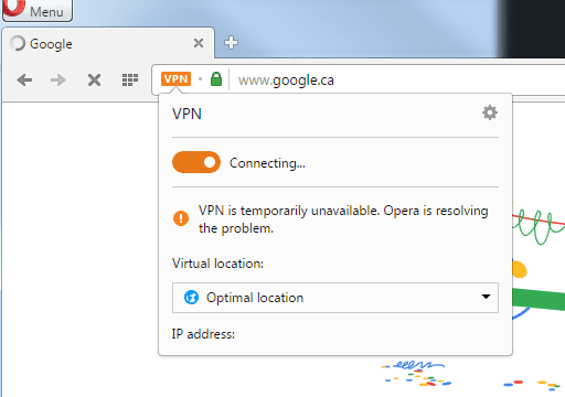 2016 09 27 0854 - How To Leverage Opera Build-In Free VPN and How It Works Underneath