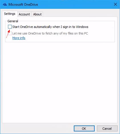 onedrive-settings