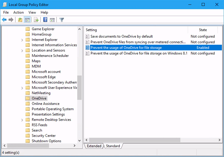 Windows 10 Tip: How To Completely Disable OneDrive - Next of