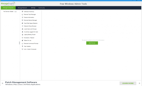 Free Windows Admin Tools add domain 600x362 - Free Windows Admin Tools for Everyday Windows Administrators