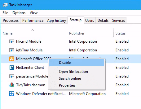 Task Manager Startup disable program - How To Find out Windows Startup Programs in PowerShell