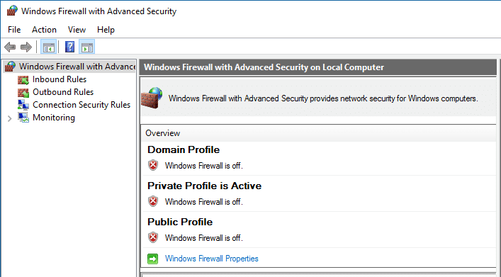 Windows Firewall Troubleshooter–Automatically Diagnose and