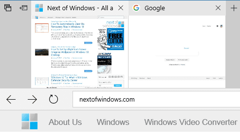 2017 01 29 1600 - Top 5 Unique Feature Microsoft Edge Browser Offers